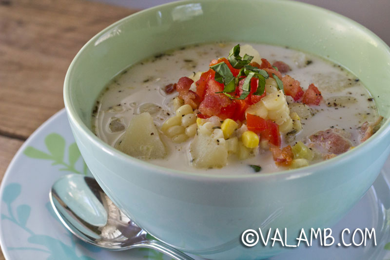 corn chowder